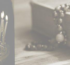 Обратиться с просьбой о молитве за упокой