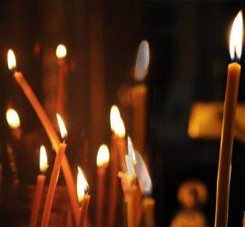 Обратиться с просьбой о молитве о здравии